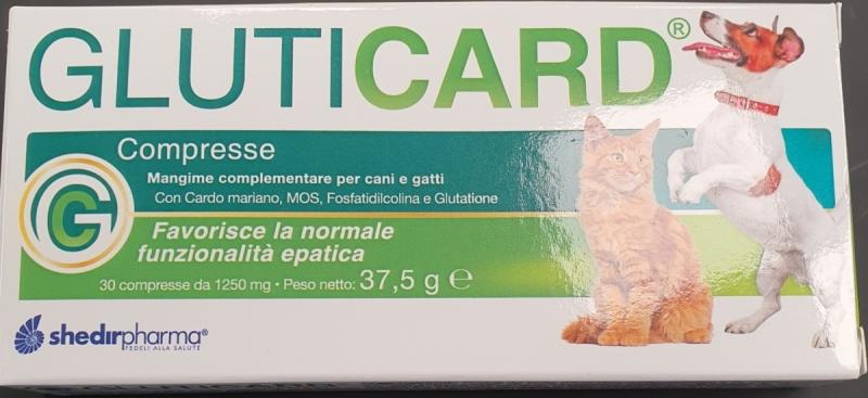 GLUTICARD 30 COMPRESSE Gatti