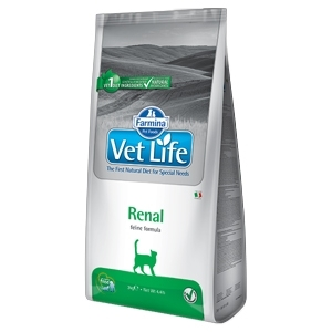 VET LIFE RENAL NATURAL CAT Gatti