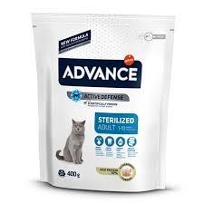 ADVANCE CAT ADULT STERILIZED TACCHINO E ORZO Gatti