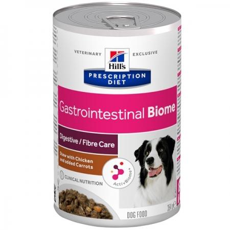 HILL'S PET NUTRITION  PRESCRIPTION DIET GASTROINTESTINAL BIOME STEW POLLO E VEGETALI Cani