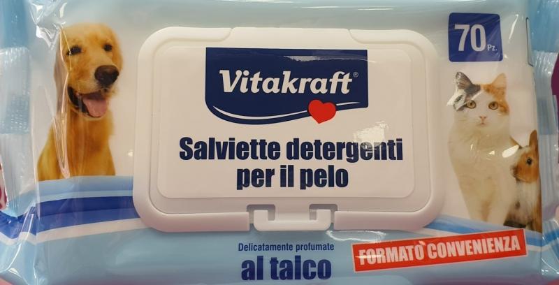 SALVIETTE IGIENICHE AL TALCO Gatti
