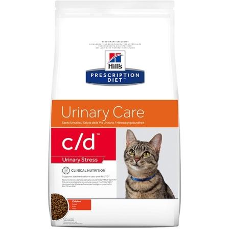 HILL'S PET NUTRITION  PRESCRIPTION DIET C/D URINARY STRESS MULTICARE URINARY CARE Gatti