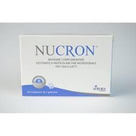 NUCRON 30 COMPRESSE Cani