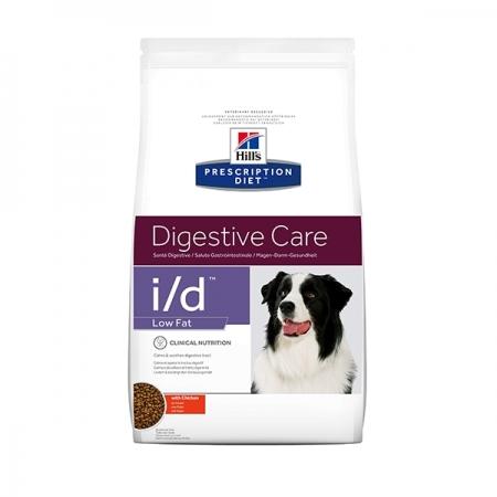 PRESCRIPTION DIET I/D DIGESTIVE CARE LOW FAT Cani