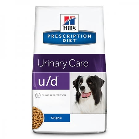 PRESCRIPTION DIET U/D URINARY CARE Cani