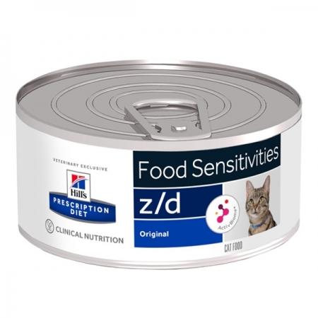 PRESCRIPTION DIET Z/D FOOD SENSITIVITIES Gatti