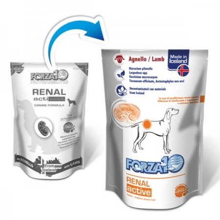 RENAL ACTIWET ALL'AGNELLO Cani