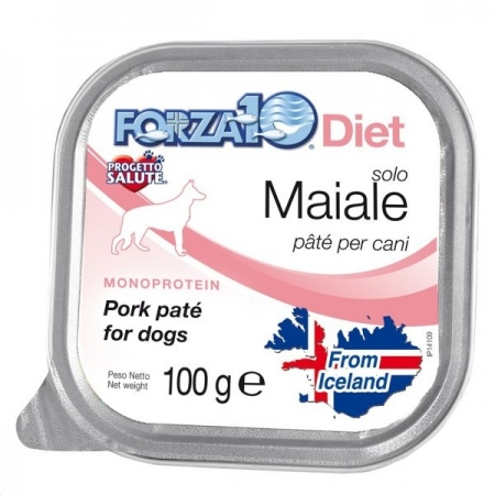 SOLO DIET MAIALE Cani