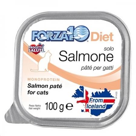 SOLO DIET SALMONE Gatti