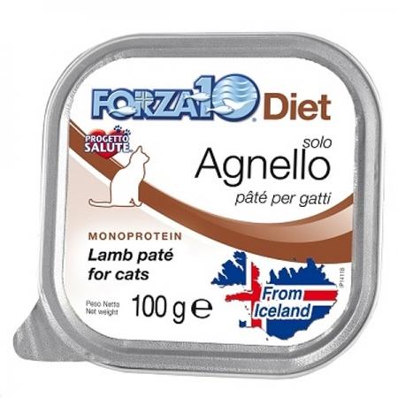 SOLO DIET AGNELLO Gatti