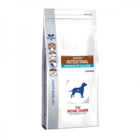 VETERINARY DIET GASTROINTESTINAL MODERATE CALORIE Cani