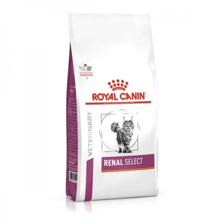 VETERINARY DIET RENAL SELECT Gatti