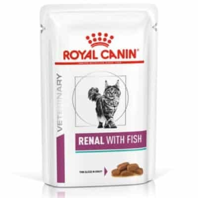 VETERINARY DIET RENAL FISH Gatti