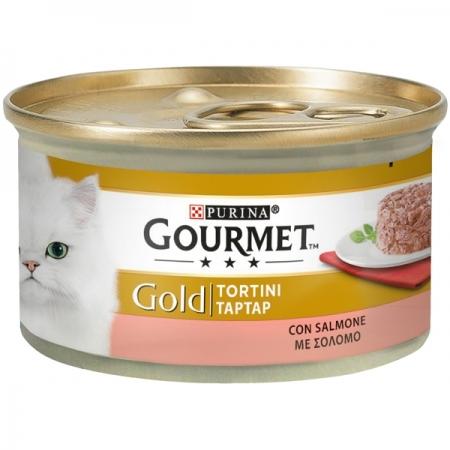 GOURMET GOLD TORTINI CON SALMONE Gatti