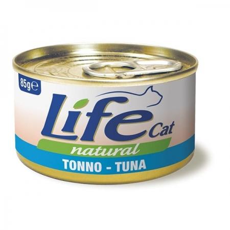 LIFE CAT NATURAL TONNO Gatti