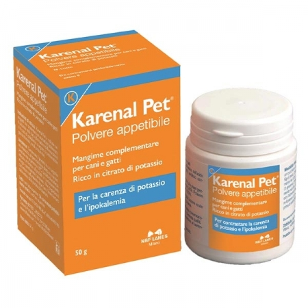 KARENAL PET POLVERE Cani